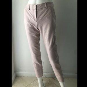 Express Women's Pants Elegant Pink High Waist 00R